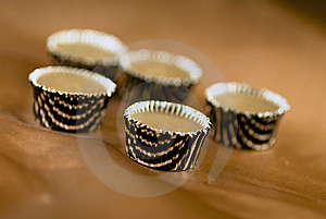 Chocolate Caps Royalty Free Stock Photo - Image: 8622985