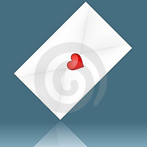 Love Letter Stock Photos - Image: 8624283