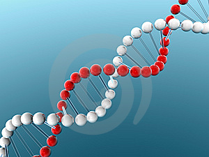 Dna Obraz Stock - Obraz: 8624301