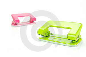Hole Punches Royalty Free Stock Photo - Image: 8624535