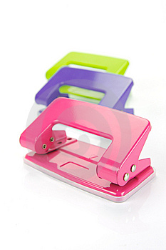 Hole Punches Stock Photography - Image: 8624562