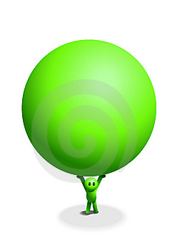 Green Concept Vector Royalty Free Stock Images - Image: 8624639