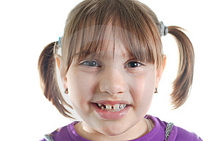 Smiling Girl Royalty Free Stock Photo - Image: 8624775