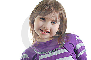 Smiling Girl Stock Photography - Image: 8624822