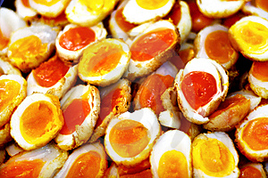Eggs In A Pile Stock Photos - Image: 8625423