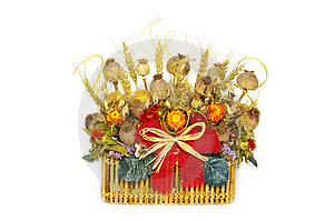 Flores Secas Imagenes de archivo - Imagen: 8625494