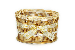 Basket Stock Image - Image: 8625741