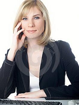 The Girl Stock Image - Image: 8625981