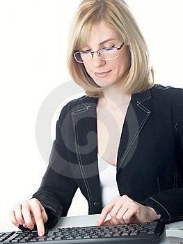 Het Meisje Royalty-vrije Stock Afbeelding - Afbeelding: 8626026