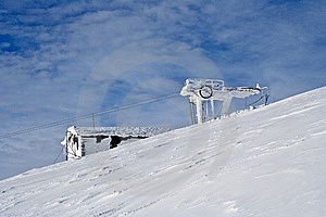 Ski Lift Stock Photos - Image: 8626033