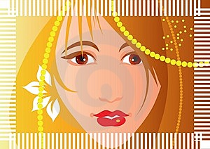 Beautiful Girl Royalty Free Stock Images - Image: 8626049