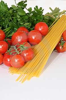 Italian Food Stock Image - Image: 8626601