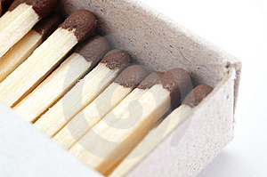 Brown Matches Royalty Free Stock Photos - Image: 8626618