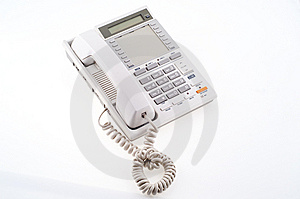 Grey Phone Royalty Free Stock Images - Image: 8626629