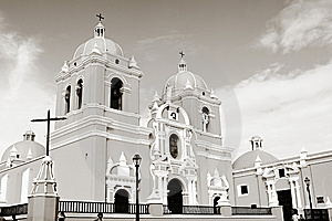 Spanish Colonial Church Stock Images - Image: 8626704