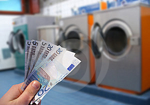 Laundering Stock Images - Image: 8626924