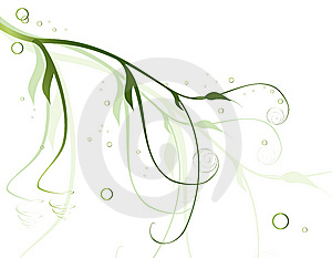 Nice Floral Background Stock Photography - Image: 8627672