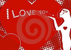 I Love You Stock Photos - Image: 8627823
