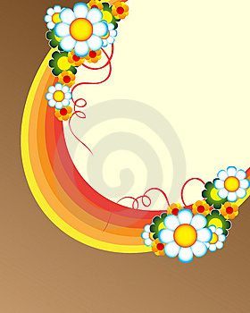Floral Background Royalty Free Stock Images - Image: 8627929