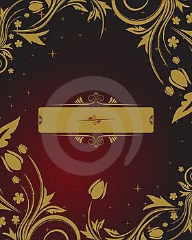 Floral Background Stock Image - Image: 8628011