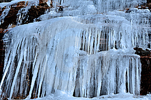 Icicles Royalty Free Stock Image - Image: 8628046