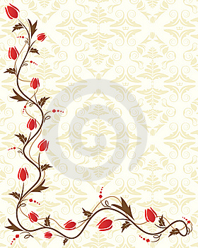 Floral Background Stock Photography - Image: 8628102