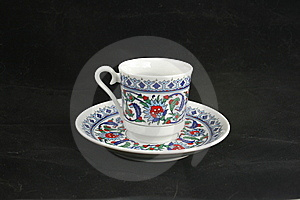Cup Of Coffee Stock Image - Image: 8628191