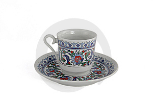 Cup Of Coffee Royalty Free Stock Image - Image: 8628206