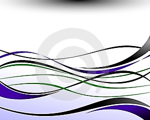Wave Design Royalty Free Stock Image - Image: 8628686