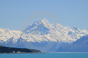 Mt. Cook Royalty Free Stock Photography - Image: 8629057