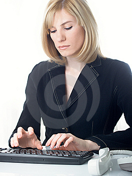 Businesswoman Royalty Free Stock Photography - Image: 8629477