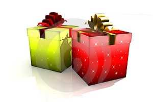 Gift Boxes Stock Image - Image: 8629701