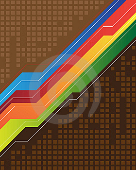 Colorful Background Royalty Free Stock Photos - Image: 8629778