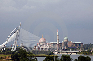 Putrajaya Royalty Free Stock Photography - Image: 8629857