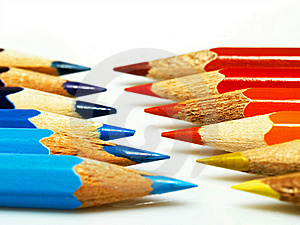Colored Pencils Stock Image - Image: 8630091