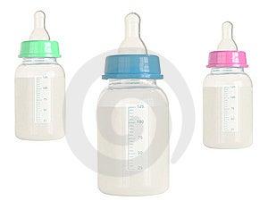 Children's Milk Stock Image - Image: 8630131