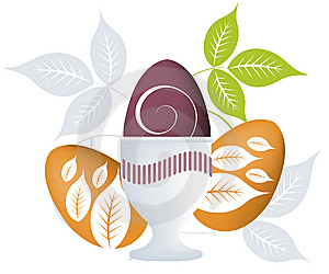 Easter Concept Illustration Royalty Free Stock Image - Image: 8631256