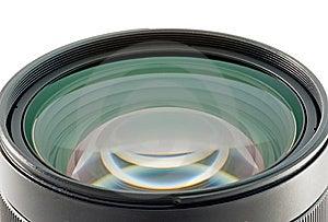 Lens Closeup Royalty Free Stock Image - Image: 8631506