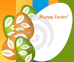 Easter Concept Illustration Stock Photos - Image: 8631573