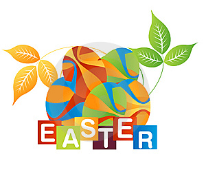 Easter Concept Illustration Royalty Free Stock Image - Image: 8631636