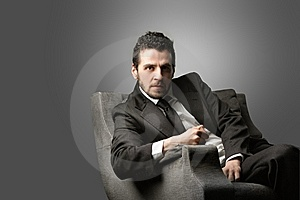 Businessman Royalty Free Stock Images - Image: 8631689
