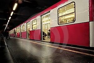 Subway Stock Photo - Image: 8632170
