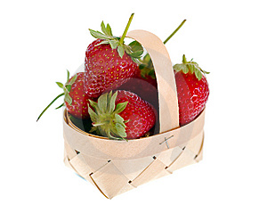 Red Strawberries Stock Photos - Image: 8632353