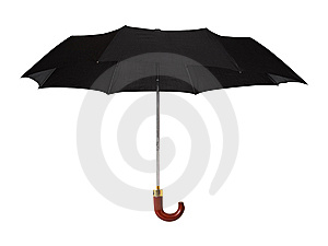 Opened Umbrella Royalty Free Stock Image - Image: 8632506