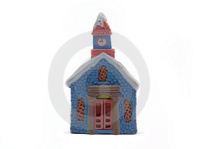 Toy House Royalty Free Stock Photo - Image: 8633015