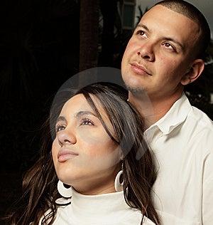 Junge Paare Lizenzfreies Stockbild - Bild: 8633226