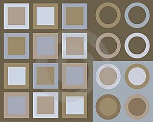 Retro Collage Stock Photos - Image: 8633363