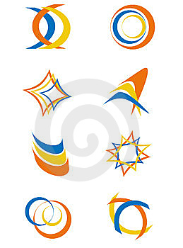 Logo11 Stock Photo - Image: 8633390