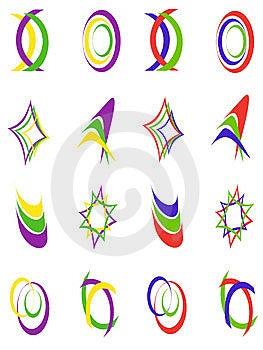 Logo12 Stock Photography - Image: 8633392