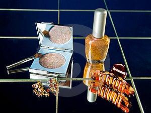 Make-up Stuff Stock Images - Image: 8633764
